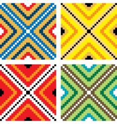 Inca tile vector