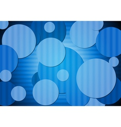 Modern tech background vector image vector image