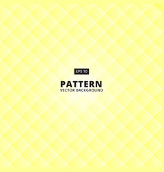 Yellow bright pixel geometric grid pattern vector