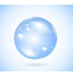 Bubble soap vector