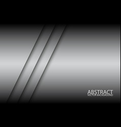 abstract background with two grey stripes oblique vector image