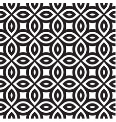 Seamless pattern abstract geometric vector