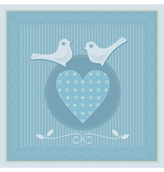 Weddingcard vector
