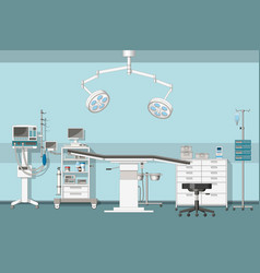 A operating room vector