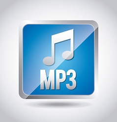Mp3 download vector