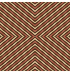 Isolated brown abstract diagonal lines background vector