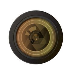 Camera photo lens equipment photography technology vector