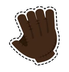 Baseball icon image vector