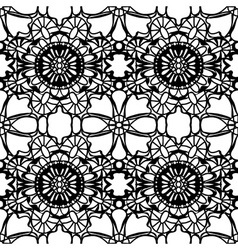 Simple pattern lace vector