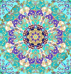 Mandala decoration design element vector image vector image