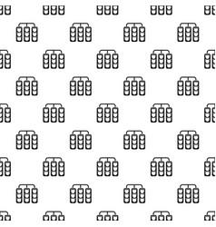 traffic lights pattern vector image vector image