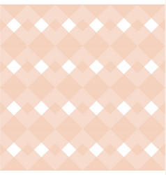 triangle seamless design pattern vector image