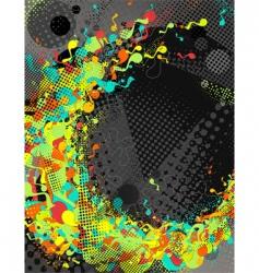 urban sound vector image vector image