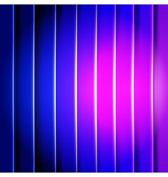 Violet and blue background with lines vector