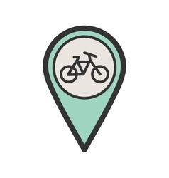 Cycling location vector