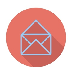Envelope icon vector image vector image