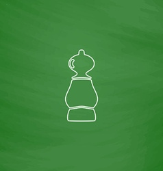 Pepper computer symbol vector