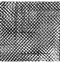 Cloth Grid Texture vector image