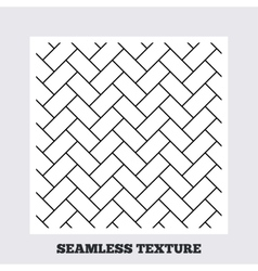 Cobbles grid stripped seamless pattern vector