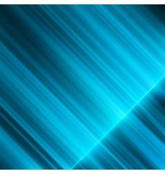 Northern light line on black eps 10 vector