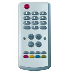 Television remote vector