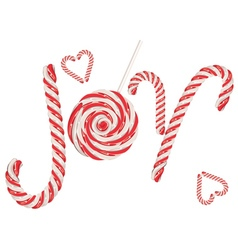 Candy joy word2 vector