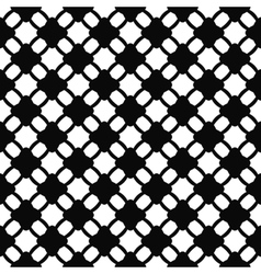 Monochromatic seamless lattice pattern vector