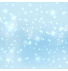 Abstract blurred background with sparkle vector image vector image