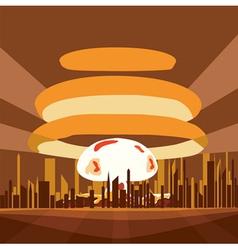 Atomic nuclear vector