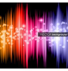 PArty Club Flyer for Music event with Explosion of vector image