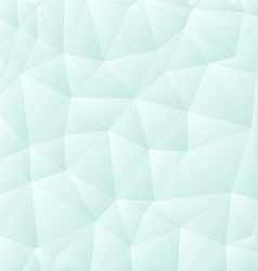 Light polygon background vector image vector image