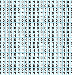 Binary code pattern vector