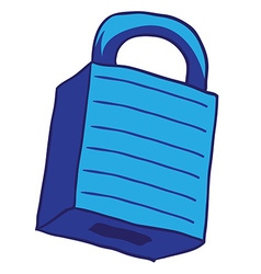Blue lock vector
