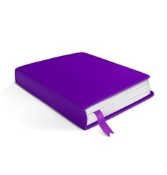 Volume small notebook vector
