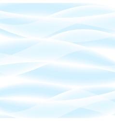 White wavy background vector