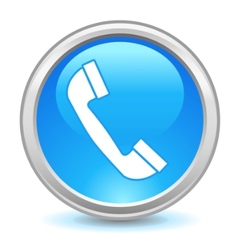 contact us icon vector image