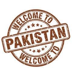 Welcome to pakistan vector
