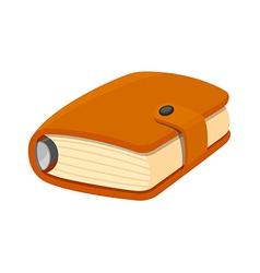 Icon diary vector