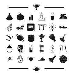 Wedding pregnancy reward and other web icon in vector