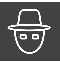 Hacker Mask vector image
