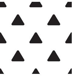 geometric seamless pattern in scandinavian style vector image vector image