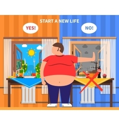 Obesity design composition vector