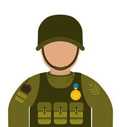Army design vector