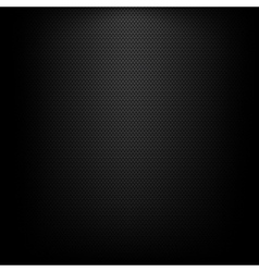 Black woven background vector