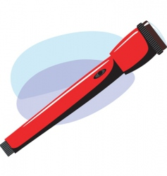 Rechargeable torch vector