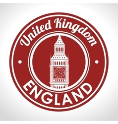 England culture design vector