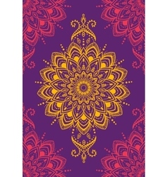 Mandala11 vector image