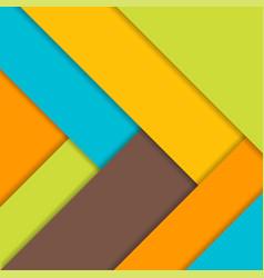 background modern material design vector image