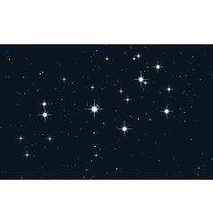 Star galaxy - pleiades vector