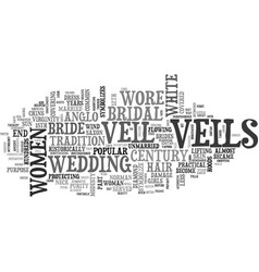 A little bit about the bridal veil text word vector